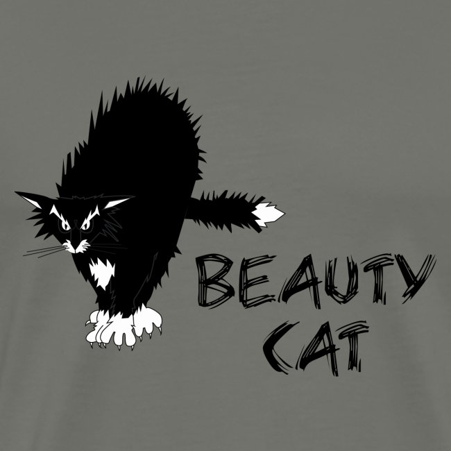 Black Beauty Cat