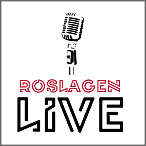Roslagen Live - Premium-T-shirt herr