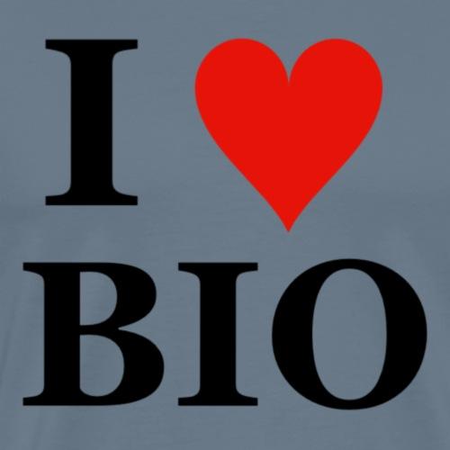 I Love Bio - T-shirt Premium Homme
