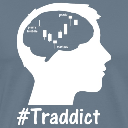 Traddict man - T-shirt Premium Homme