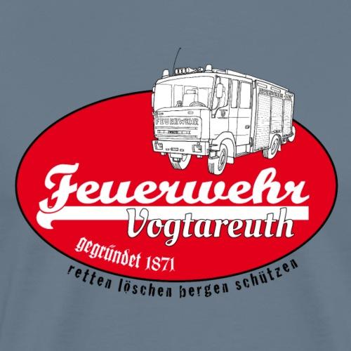 Vogtareuth Emblem - Männer Premium T-Shirt