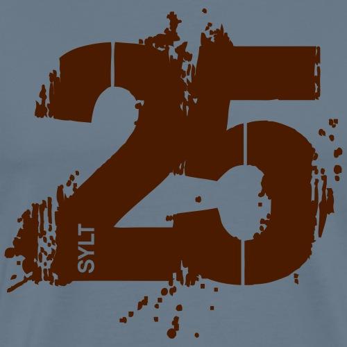 City_25_Sylt - Männer Premium T-Shirt