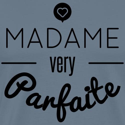madame very parfaite - T-shirt Premium Homme