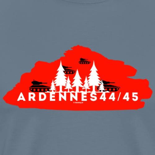 Ardennes 1944/1945 - Mannen Premium T-shirt