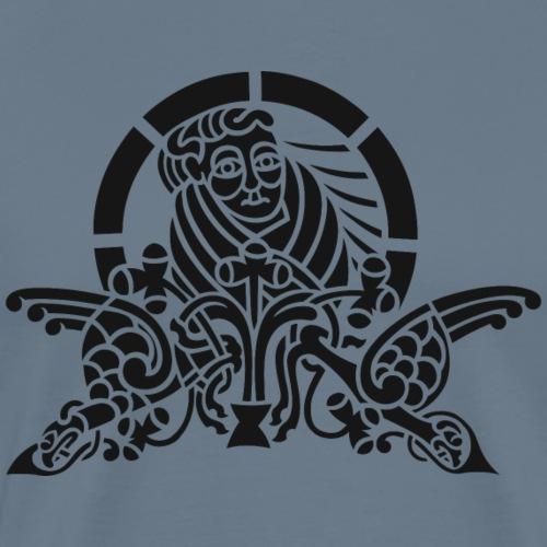 Keltisches Symbol 158 - Männer Premium T-Shirt