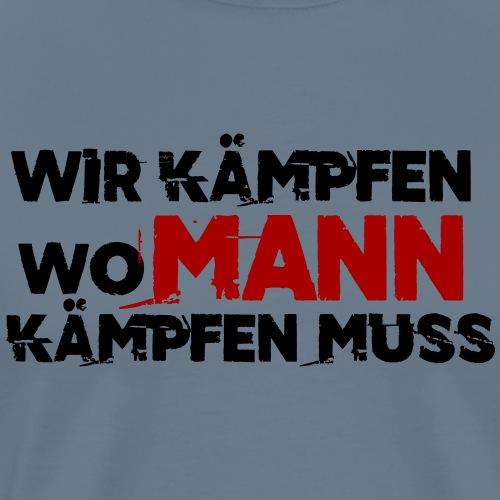 Junggesellenabschied Sprüche T-Shirt - Männer Premium T-Shirt