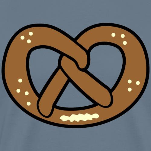 Brezel - Männer Premium T-Shirt