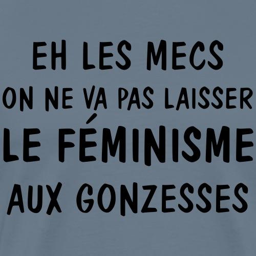 Feminisme pour hommes - T-shirt Premium Homme