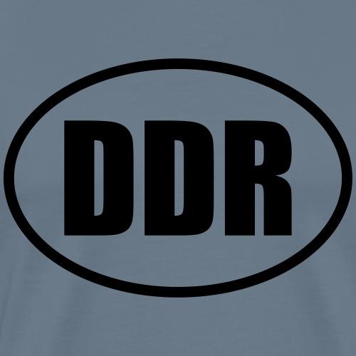 DDR Emblem - Männer Premium T-Shirt