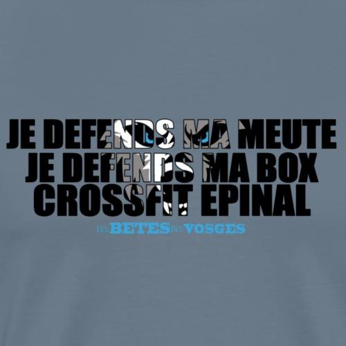 betedesvosges SOUTIEN 2 - T-shirt Premium Homme