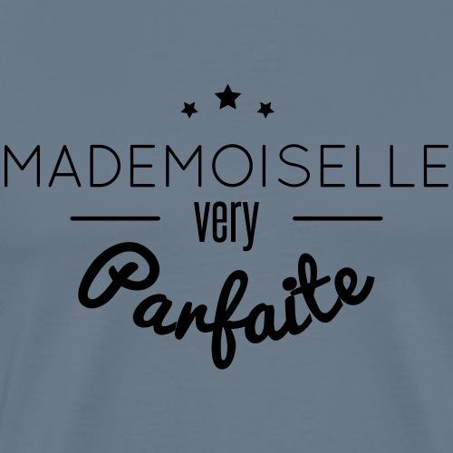 mademoiselle very parfaite - T-shirt Premium Homme