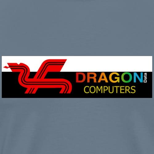 Dragon - The Welsh Legend - Men's Premium T-Shirt