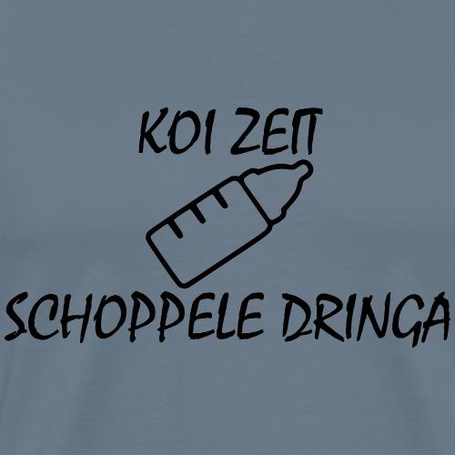 KoiZeit - Schoppele - Männer Premium T-Shirt