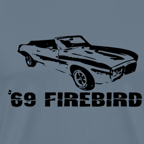firebird small - Herre premium T-shirt