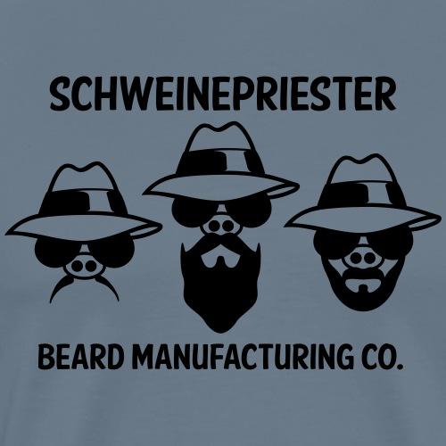 Beards - Männer Premium T-Shirt