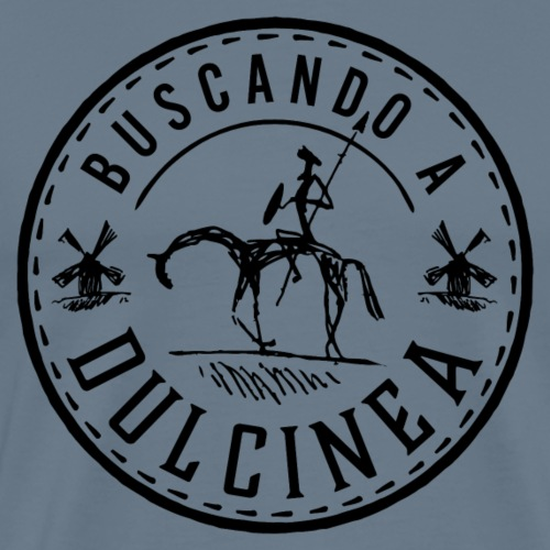 Dulcinea - Männer Premium T-Shirt