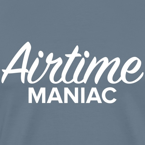 Airtime Maniac - T-shirt Premium Homme
