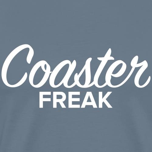 Coaster Freak Script - T-shirt Premium Homme