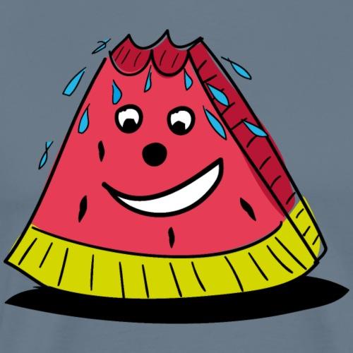 Wassermelone - Männer Premium T-Shirt