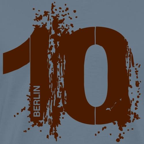 City 10 Berlin - Männer Premium T-Shirt