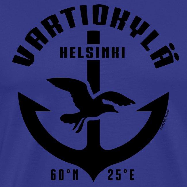 Vartiokylä Helsinki Ankkuri tekstiilit ja lahjat