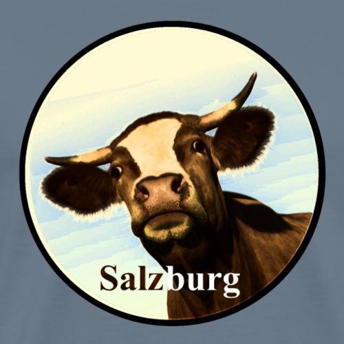 Kuh Salzburg - Männer Premium T-Shirt