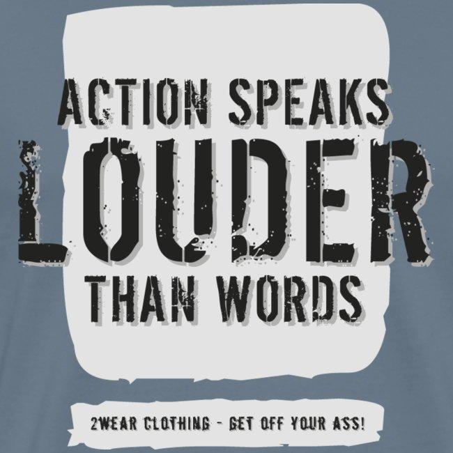 Action Speaks 1.0 - 2wear Classics