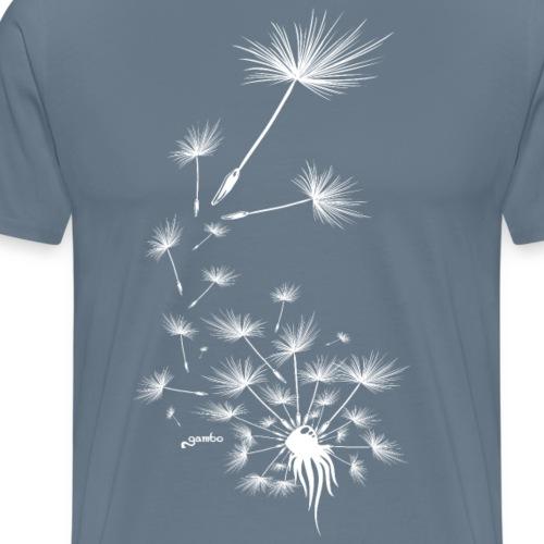 Pusteblume Design 7 - Männer Premium T-Shirt