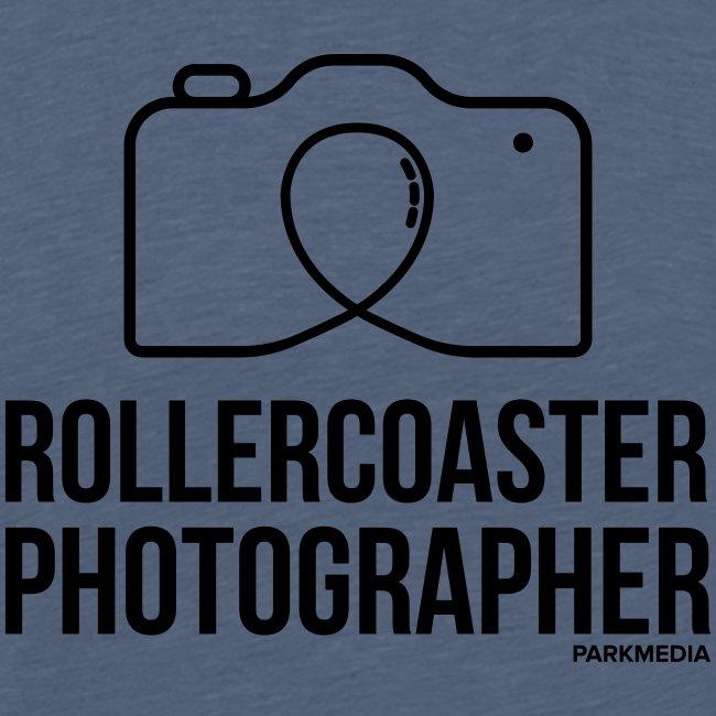 Photographe de montagnes russes