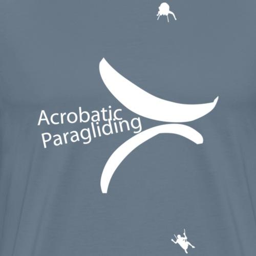 Acro Paragliding - Männer Premium T-Shirt
