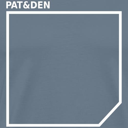 PAT & DEN SQUARE 0PD03 - Men's Premium T-Shirt