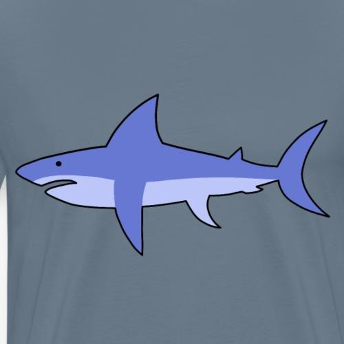 Hai   Haie - Männer Premium T-Shirt
