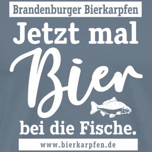 Bier bei die Fische