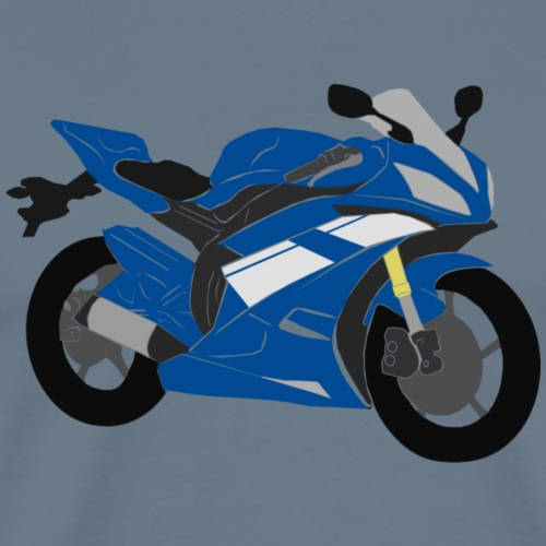 R6NICK Bike - Men's Premium T-Shirt