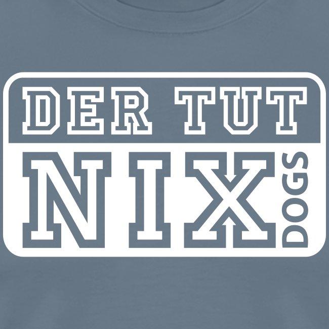 Martin Rütter - Der tut nix - Frauen Flowy Tank T