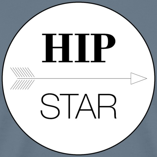 hip star 2 - Männer Premium T-Shirt