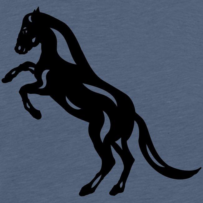 Abstraktes Pferd Emma