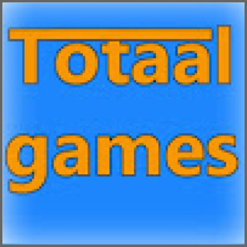 Totaal Games Blauw - Mannen Premium T-shirt