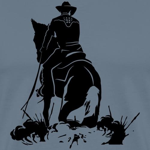 Westernriding - Männer Premium T-Shirt
