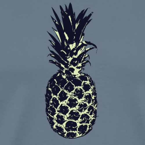 ANANAS_1 - Männer Premium T-Shirt