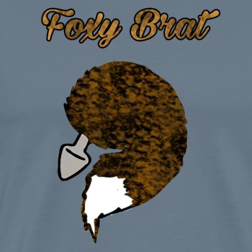 foxybrat - Camiseta premium hombre