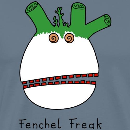 Fenchel Freak - Männer Premium T-Shirt