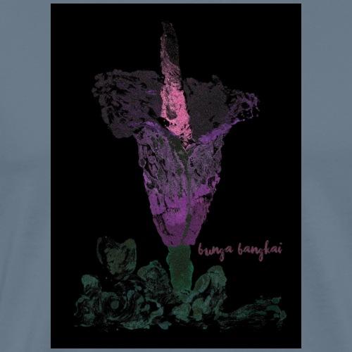bunga bangkai - Camiseta premium hombre