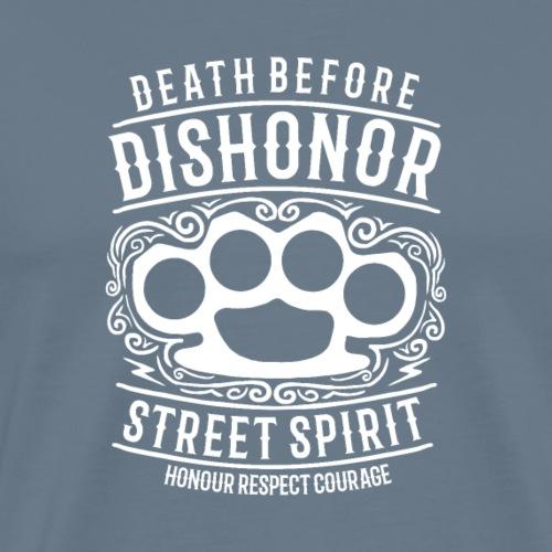 Tod vor Schande - Männer Premium T-Shirt
