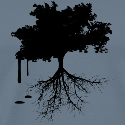 tree life - Maglietta Premium da uomo