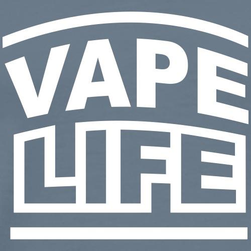 Vape Life - Koszulka męska Premium