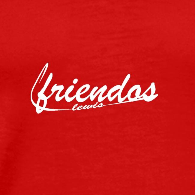 Friendos Lewis Shirt mannen Zwart