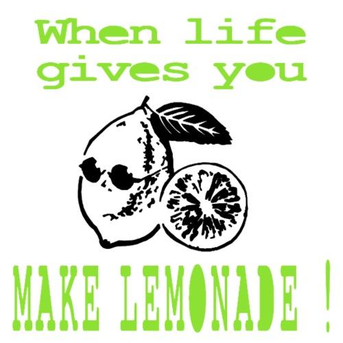 Make limonade - T-shirt Premium Homme