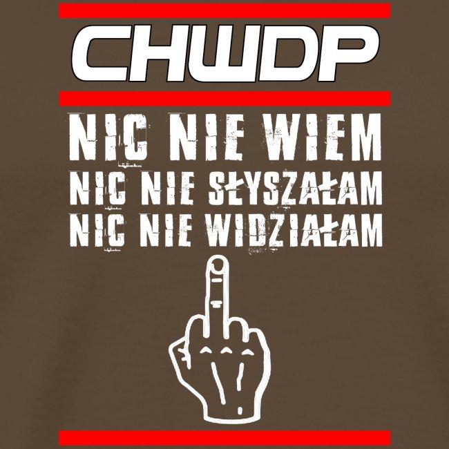 Tank top damski Premium CHWDP