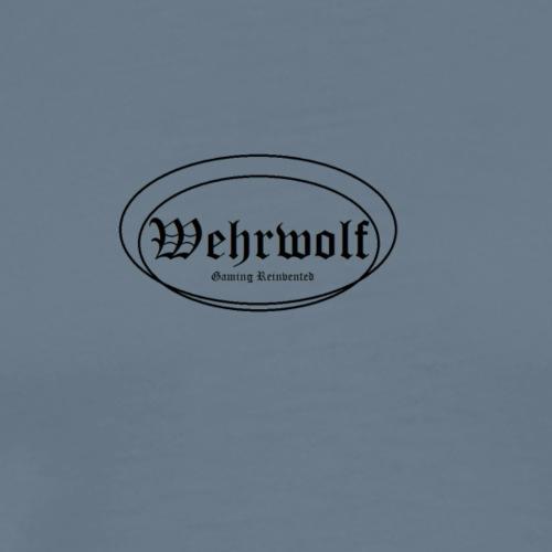 Wehrwolf_-_Gaming_Reinvented - Men's Premium T-Shirt